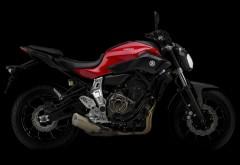 2015 Yamaha FZ 07 Мотоцикл картинки HD