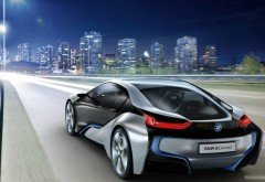 BMW i8 Concept Spyder красивый автомобиль