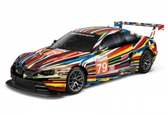 BMW M3 GT2 Art Car 4 Обои