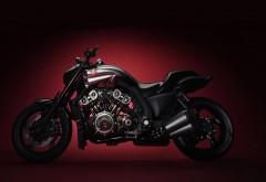 Yamaha V-Max Мотоцикл обои