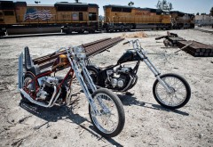 Custom Chopper Motorbike Tuning Bike Hot Rod Rods