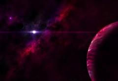 Красная планета и блестящие звезды