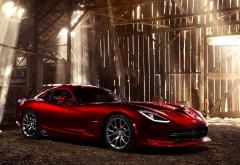 Обои Dodge Viper SRT