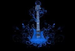 Голубая гитара