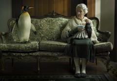Бабушка и пингвин