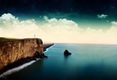 Морское побережье обои природы