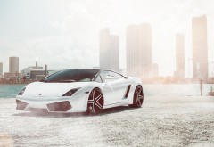 Ламборджини Галардо супер кар Lamborghini Gallardo