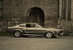 Mustang Shelby GT500 Eleanor
