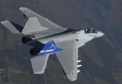 МиГ-35, ОКБ МиГ, небо