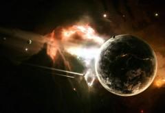 Широкоформатные заставки космос