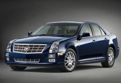 Cadillac CTS автомобиль заставки