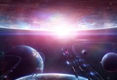 Дорога в космосе