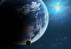 планета с кольцами