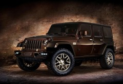 Jeep Wrangler Sundancer концепт-кар