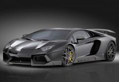 Lamborghini Aventador суперкар