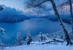 холодное озеро