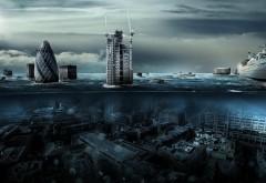 Лондон затопило