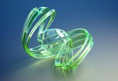 стекло, спираль, абстрактные