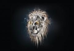 стимпанк лев