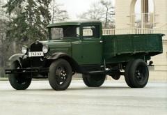 38 Газ Самосвал 1932 грузовик ретро