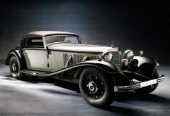 1935 Mercedes-Benz 500K Cabriolet люкс Ретро