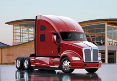 Kenworth T700 грузовик обои бесплатно