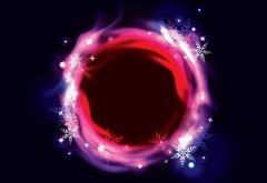 красочные яркие круги