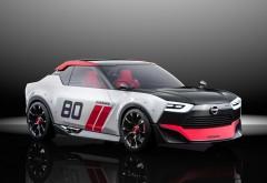 Nissan Idx Nismo Concept заставки