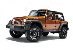 Jeep Wrangler Unlimited Rubicon Moparized 4x4 скачать