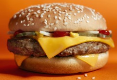 cheeseburger, чизбургер