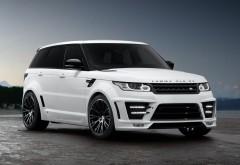 Lumma, Range Rover, Тюнинг, джип
