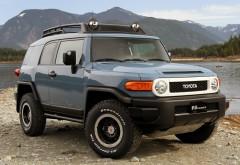 Toyota Cruiser, внедорожник, 4x4