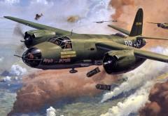 Дымовые шашки, самолеты, война
