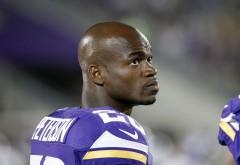 Эдриан Питерсон, Minnesota Vikings, американский футбол, парен�…