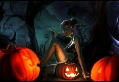 Анимированные Счастливый Хэллоуин