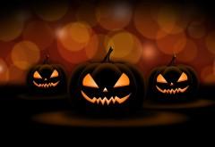 фон Счастливого Хэллоуина