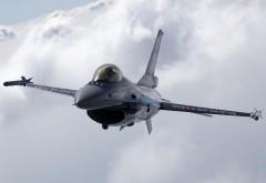 бельгийский истребитель F-16