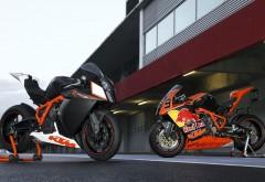 Крутые мотоциклы KTM Скачать бесплатно