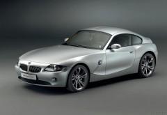 BMW Z4 купе 4