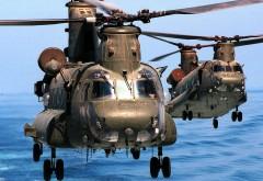 Boeing CH-47 Chinook военно-транспортный вертолёт