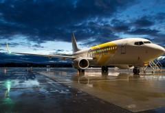 Boeing 737 реактивный пассажирский самолёт
