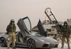 Lamborghini Reventon военный