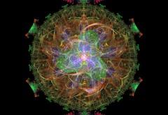 красочные фракталы картинки бесплатно скачать