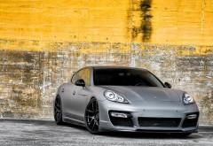 Porsche Panamera матовый