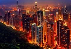 Ночная жизнь в Гонконге, Китай