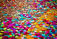 цвет конфетти