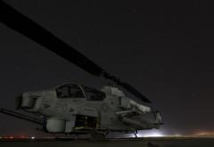 ВВС США ах 1W Cobra вертолет