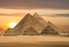 пустыня пирамиды Египта заставки на рабочий стол