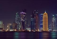 Доха Катар HD обои для рабочего стола