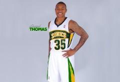 Айзея Томас, профессиональный баскетболист, спортсмен